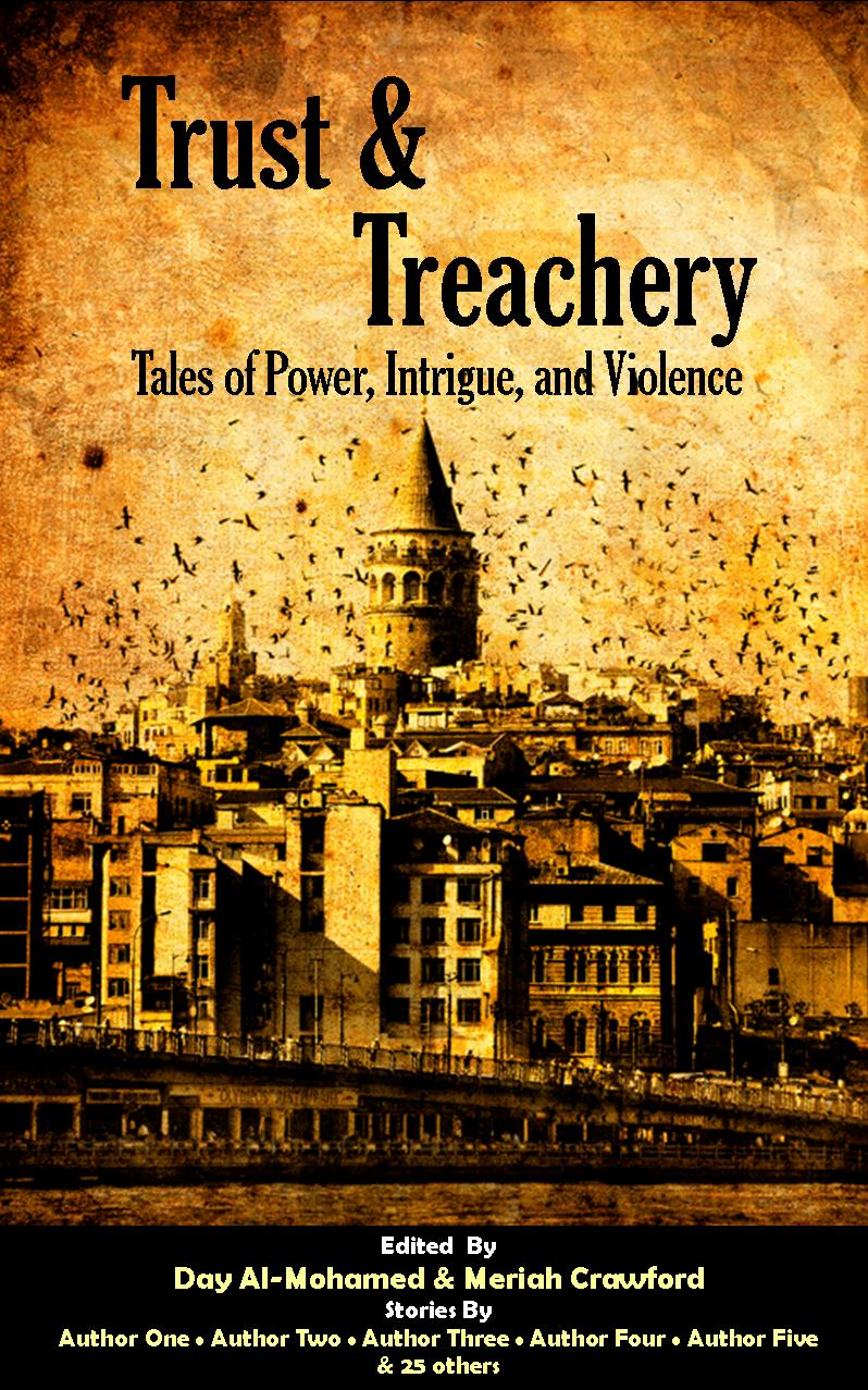 Trust & Treachery Book Cover